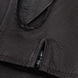 Мужские перчатки Hestra Jacob Dark Brown фото- 1