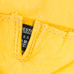 Мужские перчатки Hestra Jacob Yellow фото- 2