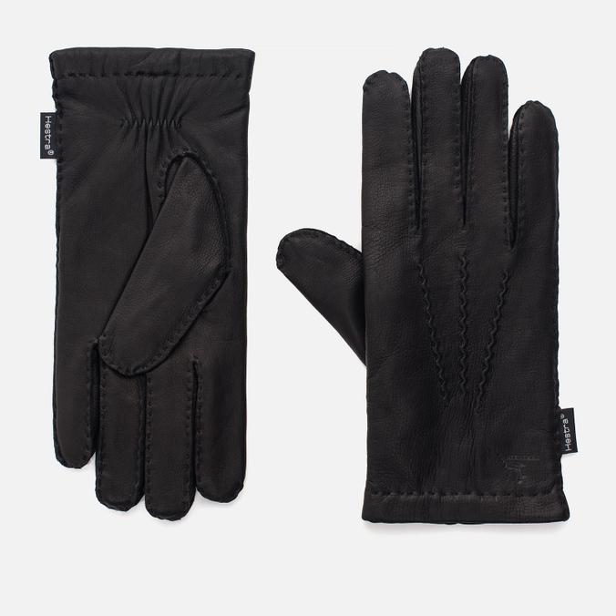 Мужские перчатки Hestra Matthew Black