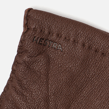 Мужские перчатки Hestra Matthew Chocolate фото- 1