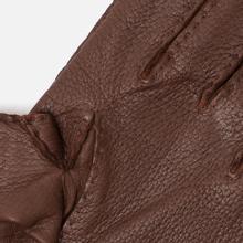 Мужские перчатки Hestra Matthew Chocolate фото- 3