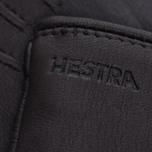 Мужские перчатки Hestra Norman Dark Brown фото- 1