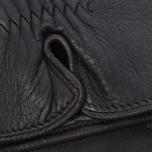 Мужские перчатки Hestra Norman Dark Brown фото- 2
