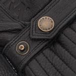 Мужские перчатки Hestra Orsa Black фото- 2