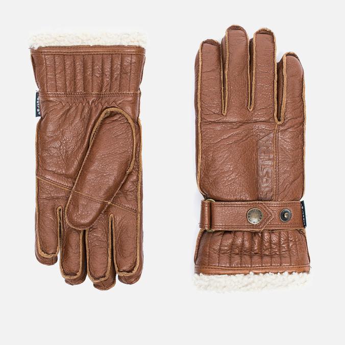 Мужские перчатки Hestra Orsa Brown