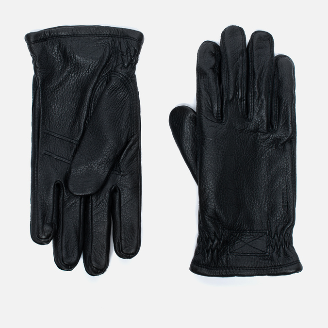 Мужские перчатки Hestra Sarna Black