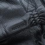 Мужские перчатки Hestra Sarna Black фото- 2
