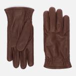 Мужские перчатки Hestra Sarna Espresso фото- 0