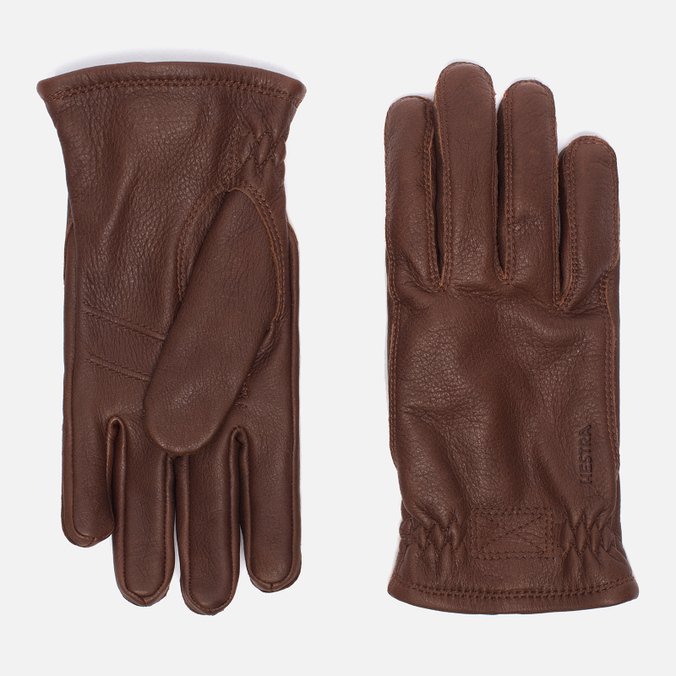 Мужские перчатки Hestra Sarna Espresso