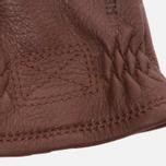 Мужские перчатки Hestra Sarna Dark Brown фото- 2