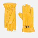 Мужские перчатки Hestra Tallberg Natural Yellow фото- 0