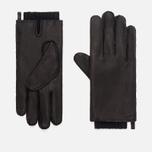 Мужские перчатки Hestra Tony Black фото- 0