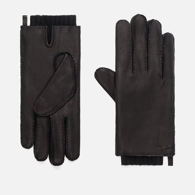 Мужские перчатки Hestra Tony Black
