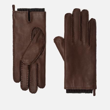 Мужские перчатки Hestra Tony Chocolate