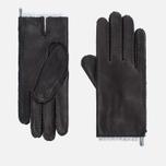 Мужские перчатки Hestra Tony Dark Brown фото- 0