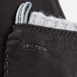 Мужские перчатки Hestra Tony Dark Brown фото- 2