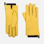 Мужские перчатки Hestra Tony Yellow фото- 0