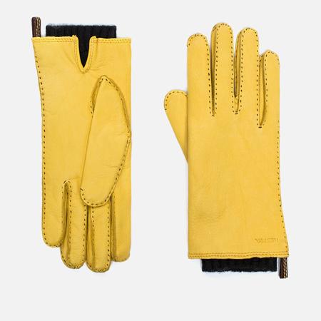 Мужские перчатки Hestra Tony Yellow