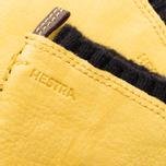 Мужские перчатки Hestra Tony Yellow фото- 2