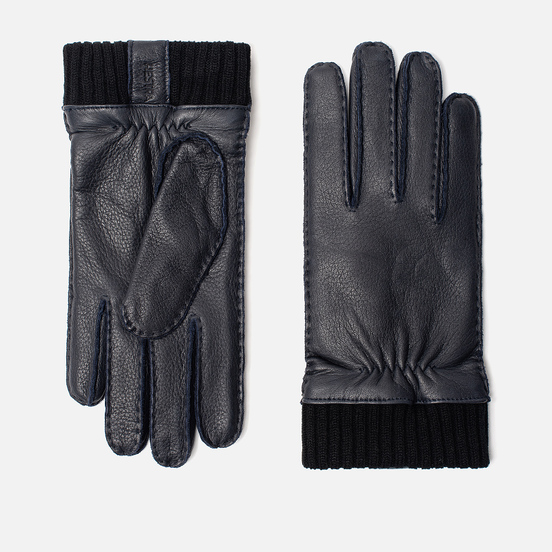 Мужские перчатки Hestra Vale Navy