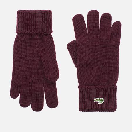 Мужские перчатки Lacoste Gloves Vendange