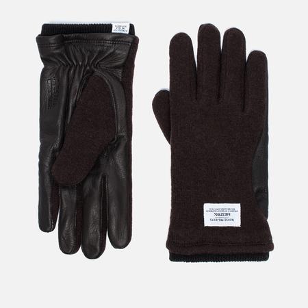 Мужские перчатки Norse Projects x Hestra Svante Tobacco