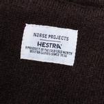Мужские перчатки Norse Projects x Hestra Svante Tobacco фото- 1