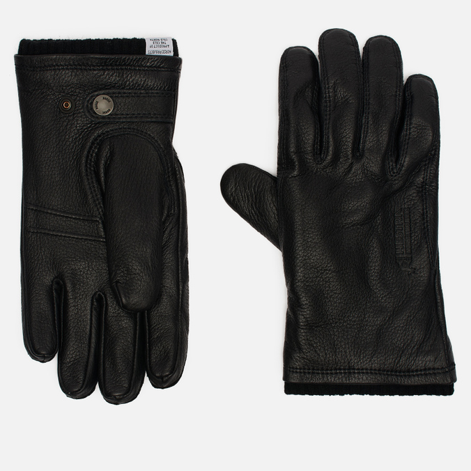 Мужские перчатки Norse Projects x Hestra Utsjo Black