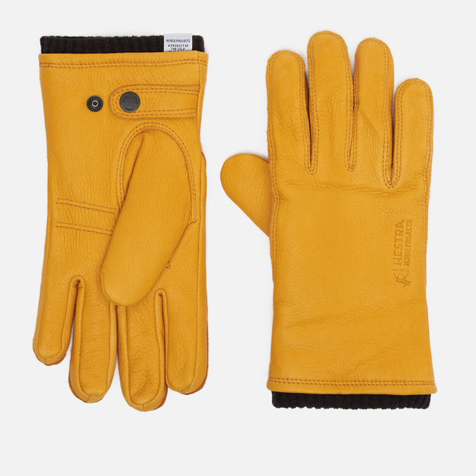 Мужские перчатки Norse Projects x Hestra Utsjo Rapeseed