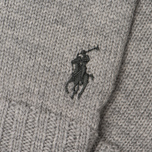 Перчатки Polo Ralph Lauren Merino Wool Fawn Charcoal Heather фото- 1
