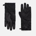 Мужские перчатки Stone Island Nylon Metal Black фото- 0