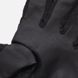 Мужские перчатки Stone Island Nylon Metal Black фото- 1