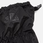 Мужские перчатки Stone Island Nylon Metal Black фото- 3