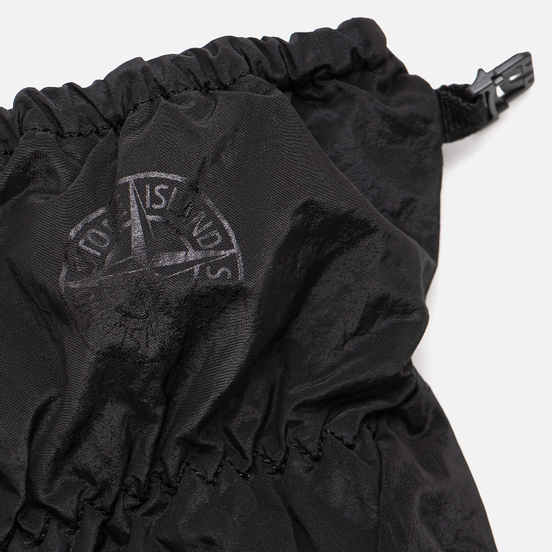 Перчатки Stone Island Nylon Metal Black