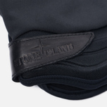 Мужские перчатки Stone Island Soft Shell Velcro Closure Black фото- 1