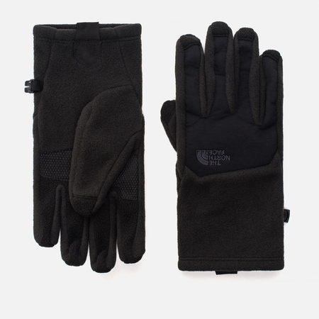 Мужские перчатки The North Face Denali Etip TNF Black