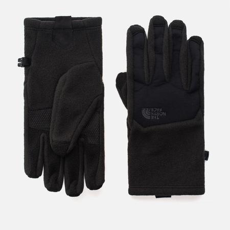 Мужские перчатки The North Face Denali Etip TNF Black