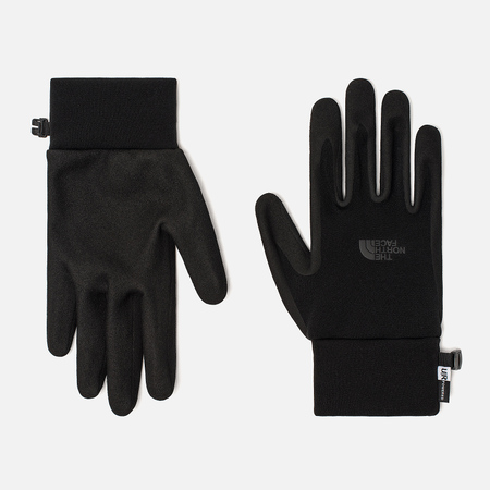 Мужские перчатки The North Face Etip Grip TNF Black