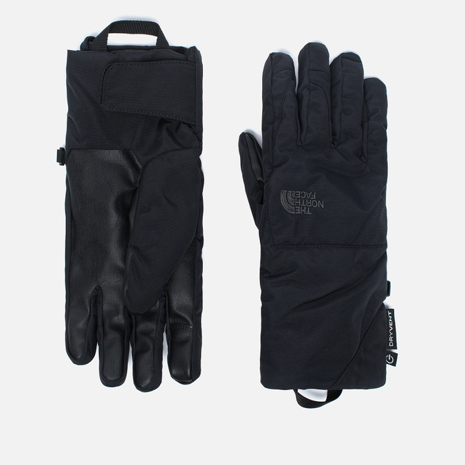 Мужские перчатки The North Face Guardian Etip TNF Black