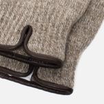 Мужские перчатки Universal Works Knitted Sand Melange фото- 1
