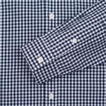 Мужская рубашка Lyle & Scott Gingham Navy фото- 3