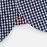 Мужская рубашка Lyle & Scott Gingham Navy фото- 4
