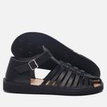 Мужские сандалии Fracap D025 Nebraska Black/Prunella Black фото- 1