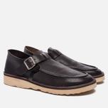 Мужские сандалии Fracap D151 Leather Nebraska Moro/Prunella Beige фото- 1