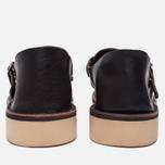 Мужские сандалии Fracap D151 Leather Nebraska Moro/Prunella Beige фото- 3