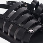 Мужские сандалии Fracap D179 Nebraska Black/Prunella Black фото- 5