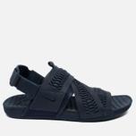 Nike Air Solarsoft Zigzag Woven QS Men's Sandals Obsidian photo- 0