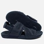Nike Air Solarsoft Zigzag Woven QS Men's Sandals Obsidian photo- 2