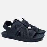 Nike Air Solarsoft Zigzag Woven QS Men's Sandals Obsidian photo- 1
