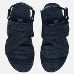 Nike Air Solarsoft Zigzag Woven QS Men's Sandals Obsidian photo- 4